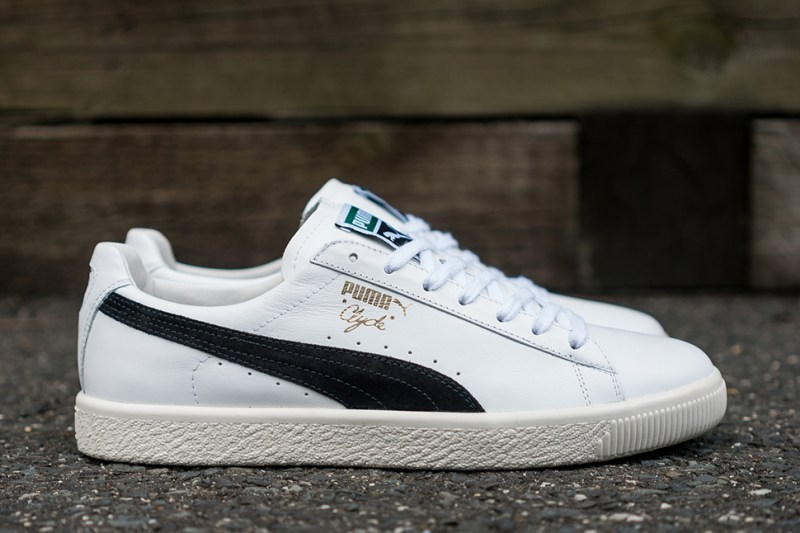 "PUMA Clyde Makes Its Return With the ""Home and Away"" Pack"