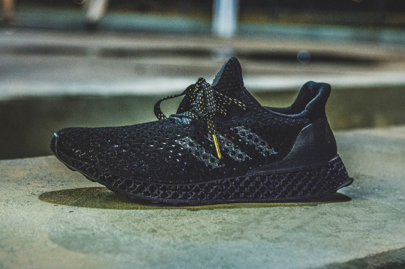 adidas' First Pair of 3D Printed Shoes Will Go to Its Olympic Winning Athletes