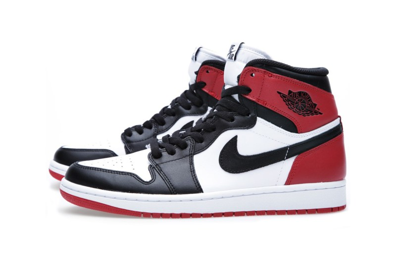 "The Air Jordan 1 ""Black Toe"" Set to Return This Year"