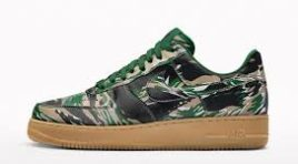 Camo Air Force 1s From Nike ID