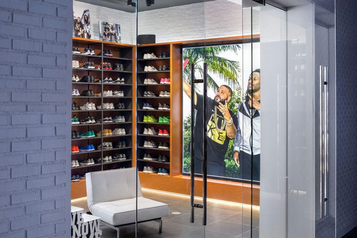 DJ KHALED CHAMPS SPORTS STORE