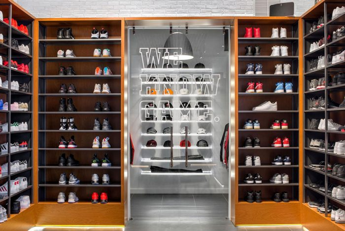 DJ Khaled Creates His Own Champs Sports Store