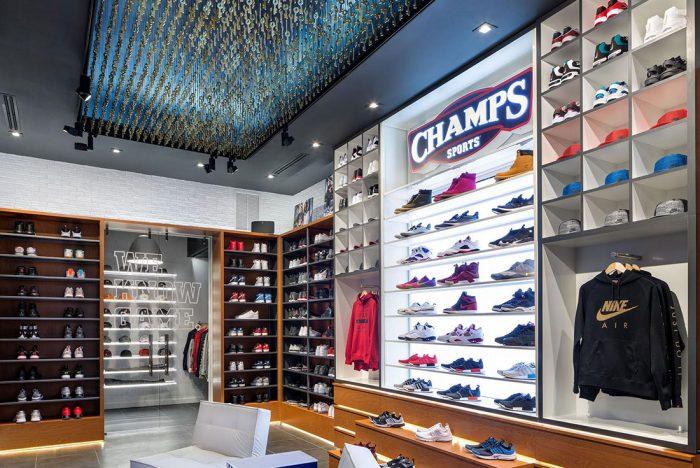 DJ KHALED CHAMPS SPORTS STORE