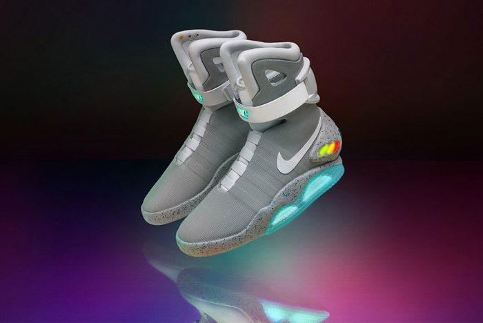 Release Info For The Nike Air Mag