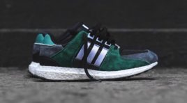"Adidas Drops EQT's In ""Sub Green"" Colorway"