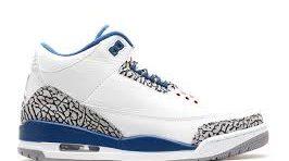 "Air Jordan 3 ""True Blue"" Release Info"