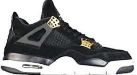 Ring In The New Year With The Jordan 4 Royalty