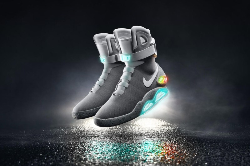 The Nike Air Mag Is Coming!