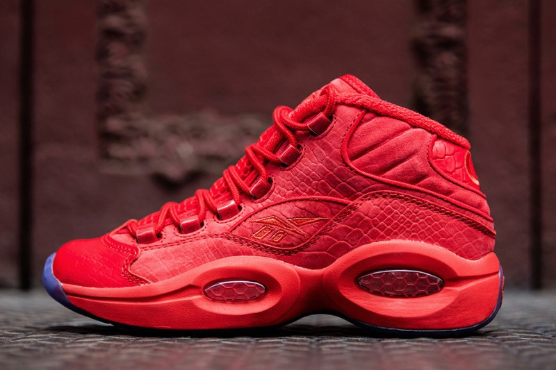 Reebok & Teyana Taylor's Question Collaboration Release Date Has Been Set