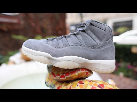 AIR JORDAN 11 'PINNACLE' REVIEW!!!