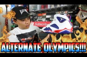 AIR JORDAN 'ALTERNATE OLYMPIC' 7 REVIEW + ON FEET!!!