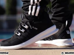 Black/White Adidas Sl Loop Live Look/Review + On Feet!
