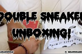 Double Sneaker Unboxing #32!