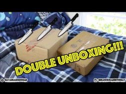 DOUBLE UNBOXING #59!!! #TIMEISMONEY