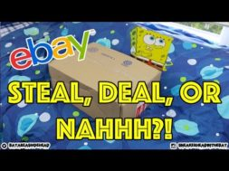 EBAY SNEAKER UNBOXING #44! STEAL, DEAL, OR NAHHH?!