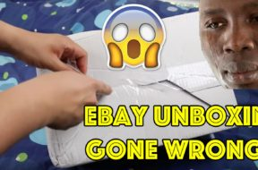 EBAY SNEAKER UNBOXING GONE WRONG!!! )=