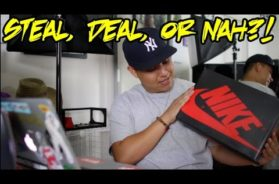 EBAY SNEAKER UNBOXING!!! STEAL, DEAL, OR NAHHH?!