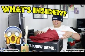 EP. 2 – UNBOXING FROM CHAMPS SPORTS! GUESS THAT SNEAKER!!!