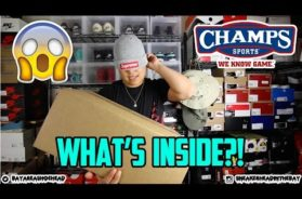 EP. 3 – UNBOXING FROM CHAMPS SPORTS! GUESS THAT SNEAKER!!!