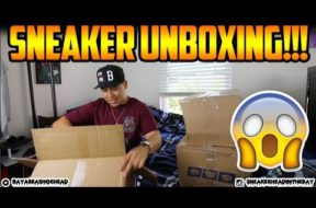 EPIC SUBSCRIBER SURPRISE SNEAKER UNBOXING #66!!!