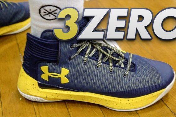 Hoopin' In the Curry 3Zero