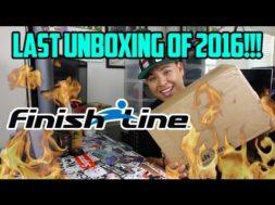 LAST SNEAKER UNBOXING OF 2016!!!