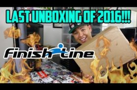 LAST SNEAKER UNBOXING OF 2016!!!