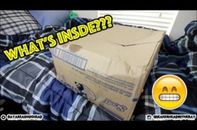 MYSTERY UNBOXING FROM A SUBSCRIBER #60!!!
