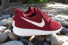 Nike Team Red Roshe Run Review + On Feet!