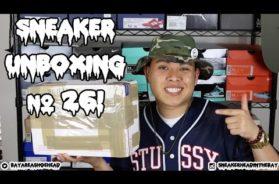 SNEAKER UNBOXING #26!