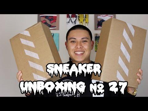 SNEAKER UNBOXING #27!