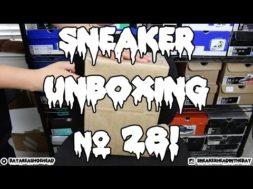 SNEAKER UNBOXING #28!
