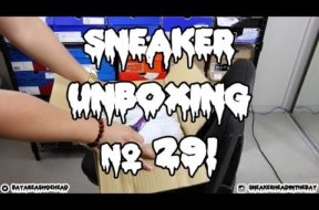 SNEAKER UNBOXING #29!