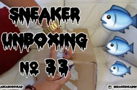 Sneaker Unboxing #33! DO I SMELL FISH?!