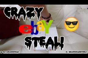 Sneaker Unboxing #34! EBAY STEAL!