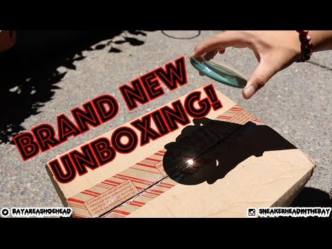 Sneaker Unboxing #36! THESE ARE CLEAAAN!