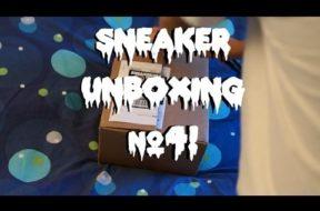Sneaker Unboxing #4!