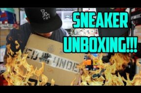 SNEAKER UNBOXING #63!!! COP OR DROP?