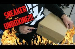 SNEAKER UNBOXING #67!!! #TBT #HELLALATE