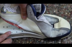 Sole Swap Series – Episode 1: How To Remove Donor Midsoles Tutorial!
