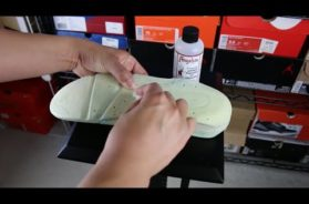Sole Swap Series – Episode 3: How To Prep/Remove Old Glue From Donor Midsoles Tutorial!