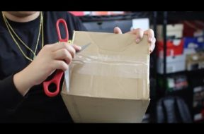 SURPRISE SNEAKER UNBOXING!!!