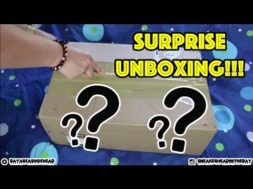 SURPRISE UNBOXING #57 FROM A SUBSCRIBER!!!