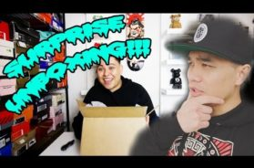 SURPRISE UNBOXING FROM @SMURFINWRX !!!