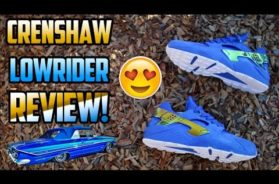 UNDFTD X NIKE AIR HUARACHE 'CRENSHAW LOWRIDER' REVIEW + ON FEET!!!