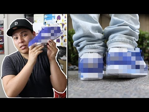UNRELEASED SNEAKER REVIEW + ON FEET!!!