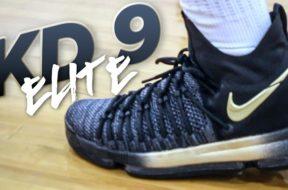 Which shoe is better? | Nike KD9 vs KD9 ELITE