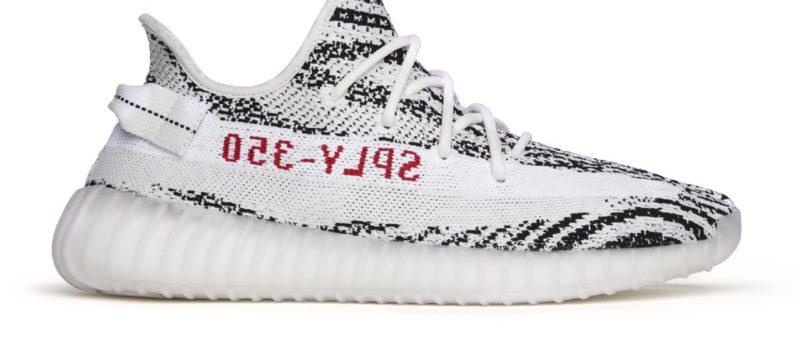 """Yeezy V2 """"Zebra"""""""