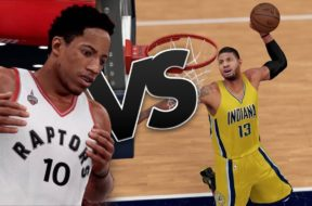 DEMAR DEROZAN VS PAUL GEORGE?!