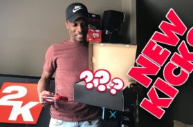 """GIVING AWAY THE FIRST PAIR OF SNEAKERS! 